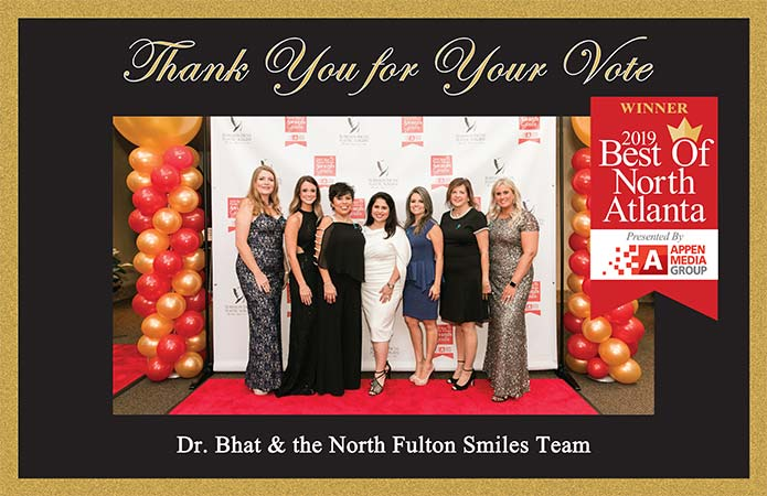 voted best dentist of north atlanta 2019